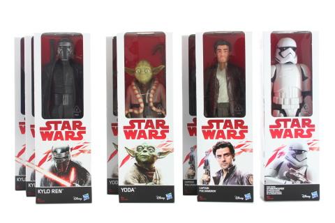 Star Wars E8 Figurka hrdiny 30cm