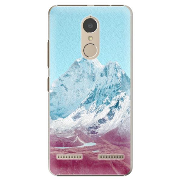 Plastové pouzdro iSaprio - Highest Mountains 01 - Lenovo K6