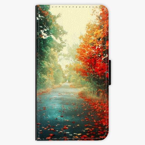Flipové pouzdro iSaprio - Autumn 03 - Samsung Galaxy J5 2016