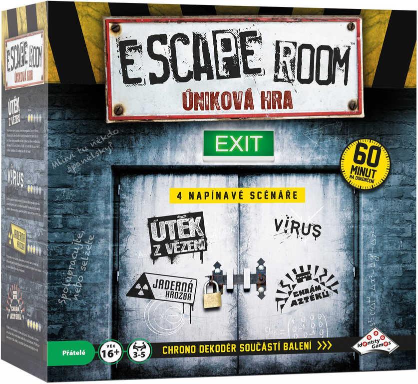 ADC HRA Úniková Escape Room