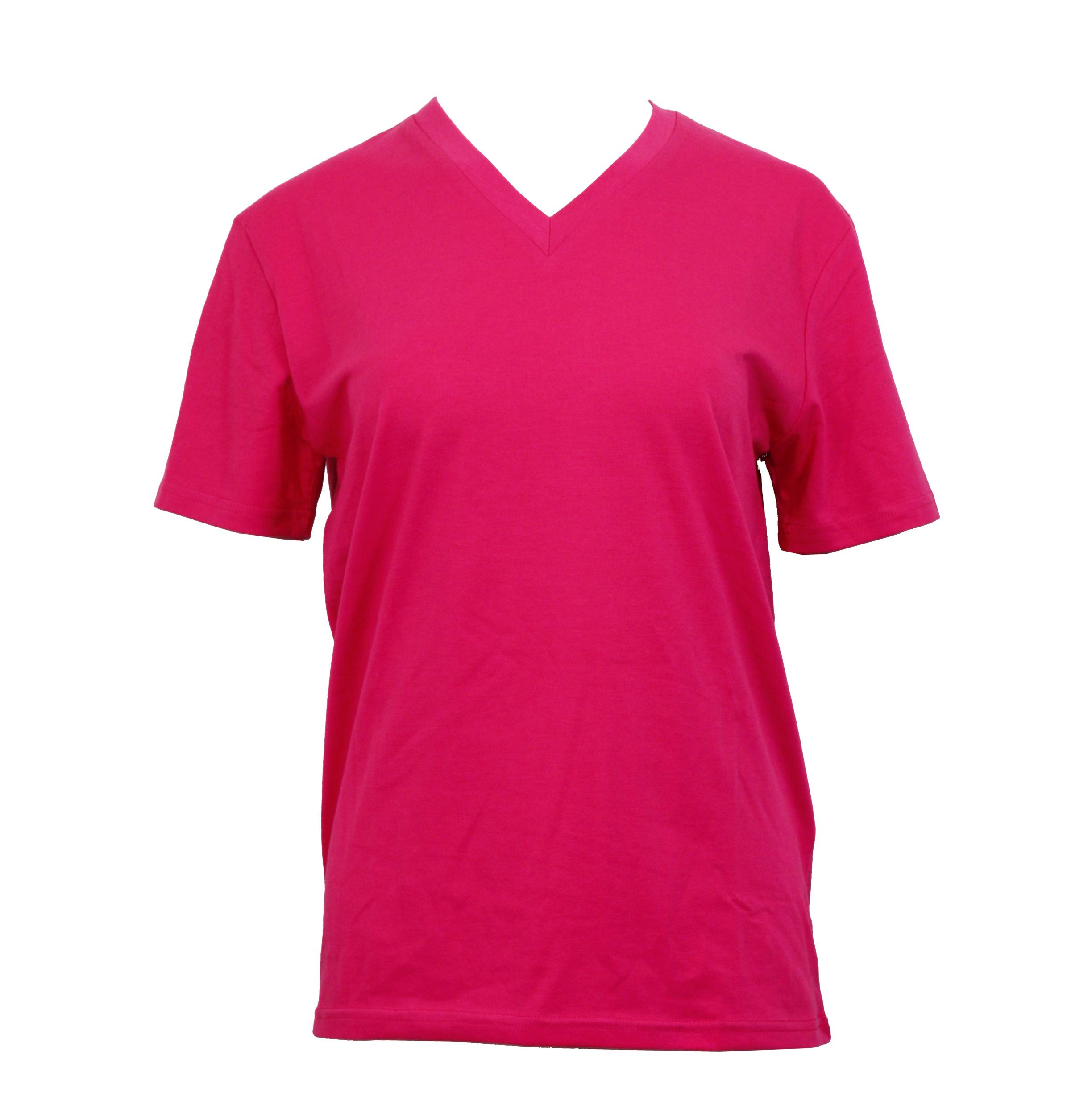Dámské tričko 4056 Like Tina - Růžová/XL