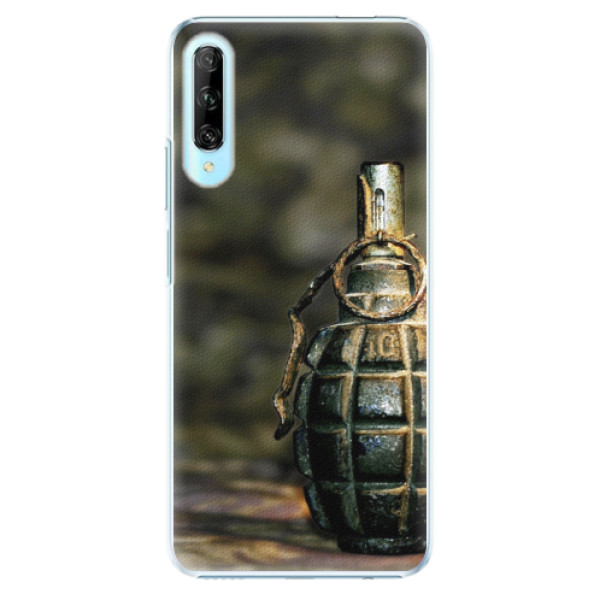 Plastové pouzdro iSaprio - Grenade - Huawei P Smart Pro