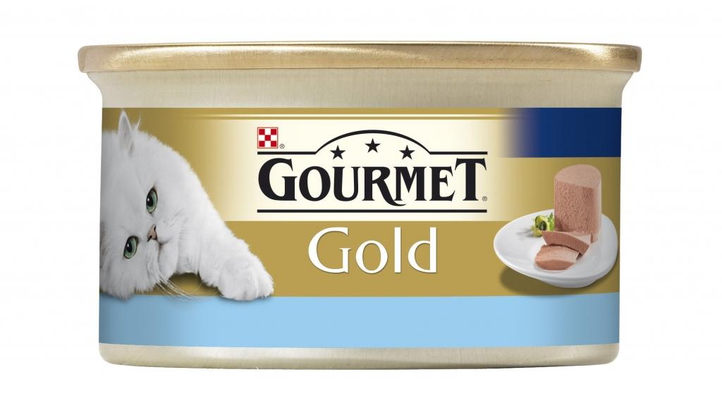 Gold paštika s tuňákem 85 g
