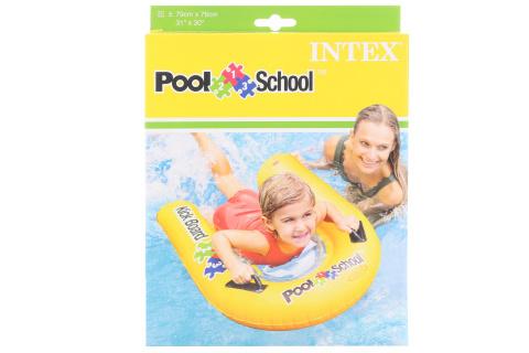 INTEX Plavací deska s madly 58167