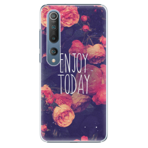 Plastové pouzdro iSaprio - Enjoy Today - Xiaomi Mi 10 / Mi 10 Pro
