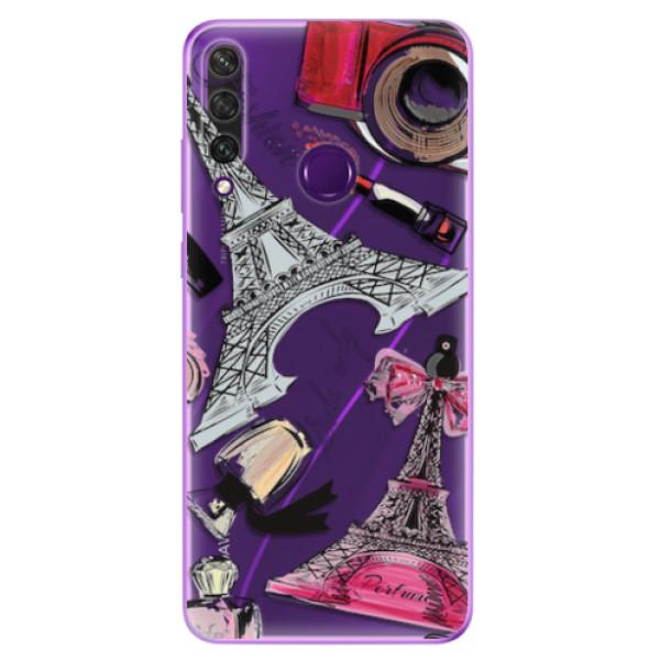 Odolné silikonové pouzdro iSaprio - Fashion pattern 02 - Huawei Y6p
