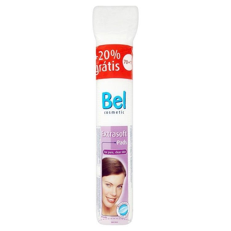 Cosmetic kosmetické tampónky s mikrovláknem 84 ks