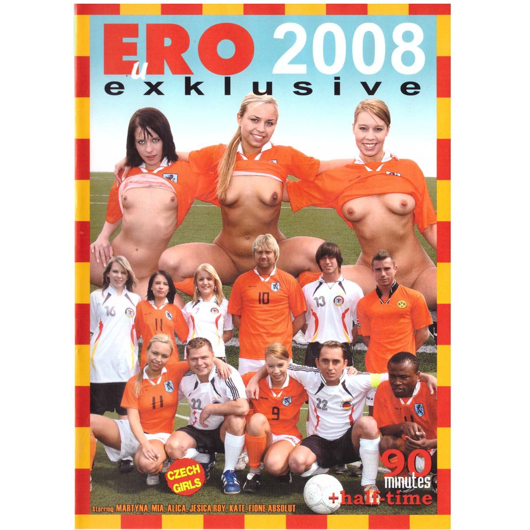 DVD - E(u)RO 2008 Exklusive (90 minut)