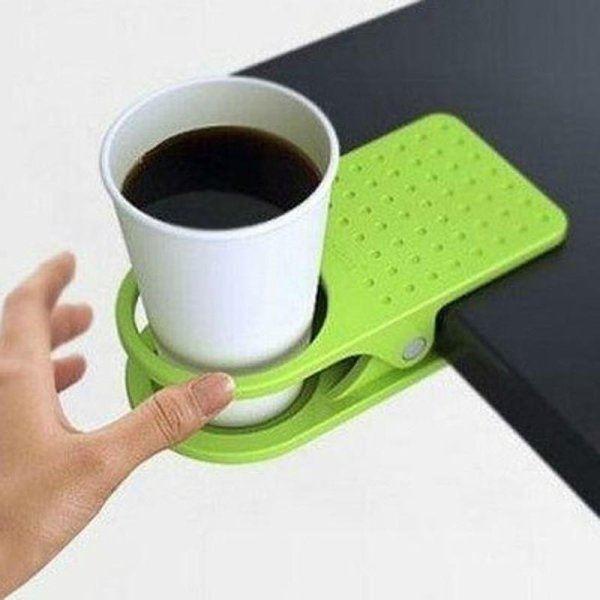 Držák na nápoje - zelený