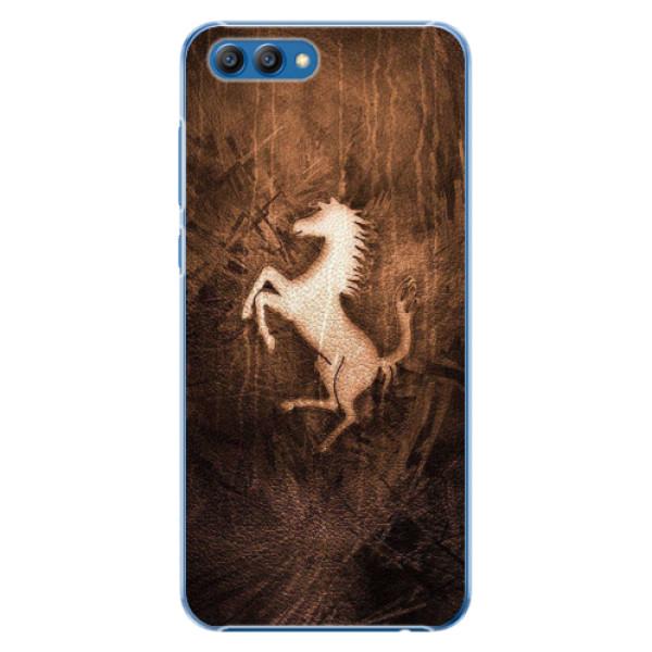 Plastové pouzdro iSaprio - Vintage Horse - Huawei Honor View 10