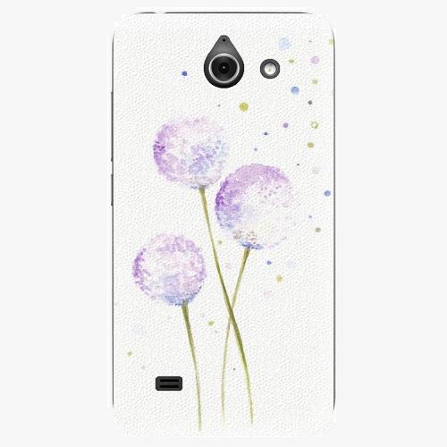 Plastový kryt iSaprio - Dandelion - Huawei Ascend Y550