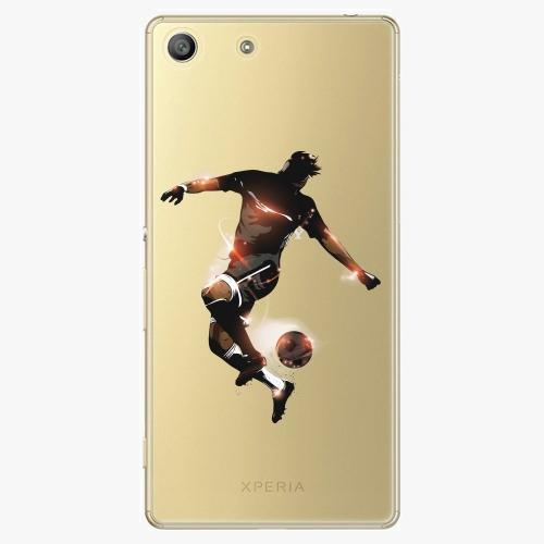 Plastový kryt iSaprio - Fotball 01 - Sony Xperia M5