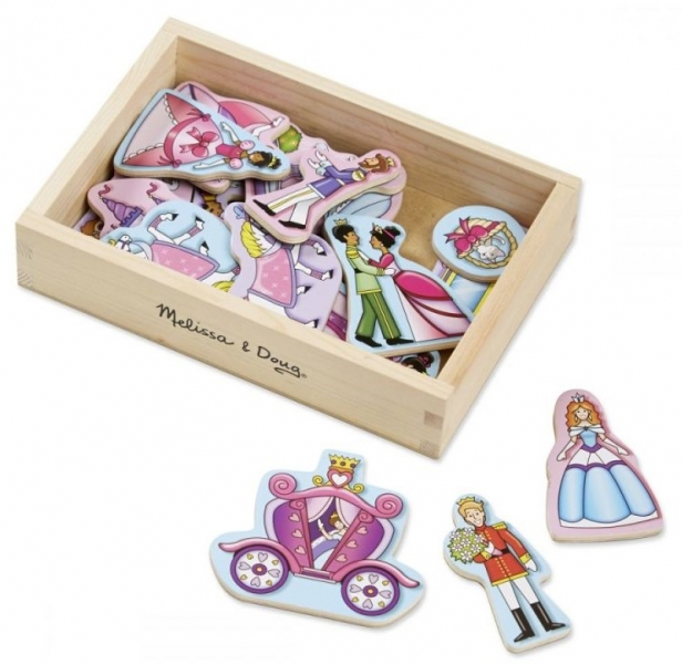 melissa-doug-drevene-magnetky-princezny