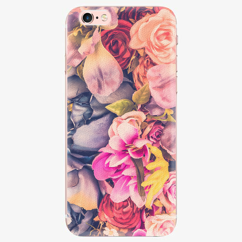 Plastový kryt iSaprio - Beauty Flowers - iPhone 7 Plus