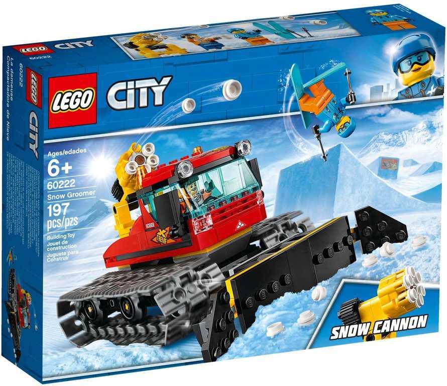 LEGO CITY Rolba 60222