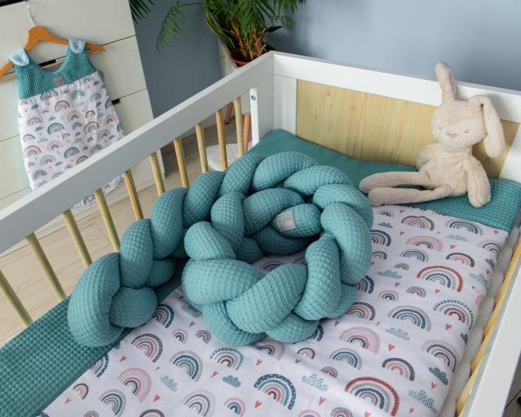 baby-nellys-mantinel-pleteny-cop-vafel-duha-matova-160x16