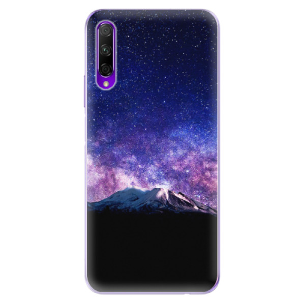 Odolné silikonové pouzdro iSaprio - Milky Way - Honor 9X Pro