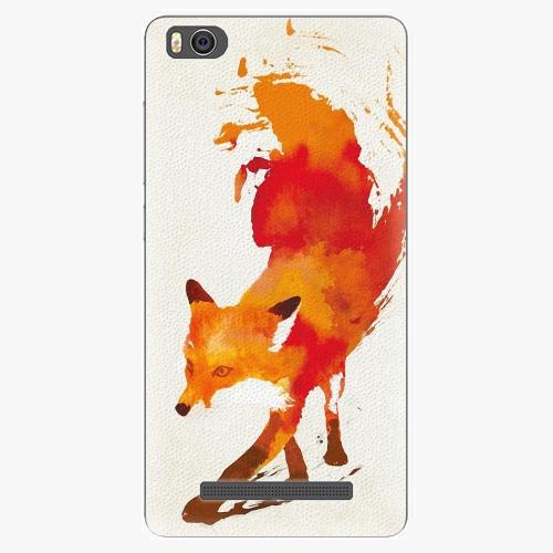 Plastový kryt iSaprio - Fast Fox - Xiaomi Mi4C
