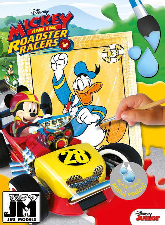 JIRI MODELS Omalovánky Maluj vodou! Myšák Mickey Mouse