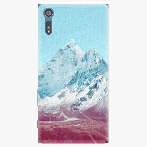 Plastový kryt iSaprio - Highest Mountains 01 - Sony Xperia XZ