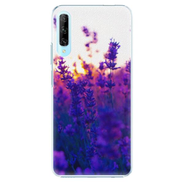 Plastové pouzdro iSaprio - Lavender Field - Huawei P Smart Pro