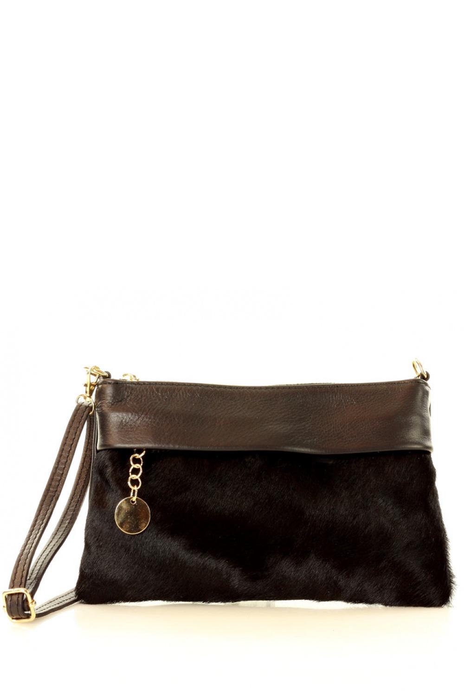 Přírodní kožená taška model 136571 Mazzini - UNI velikost