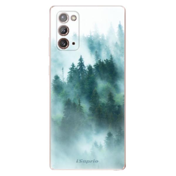 Odolné silikonové pouzdro iSaprio - Forrest 08 - Samsung Galaxy Note 20
