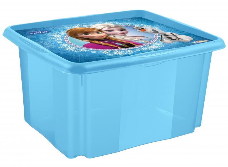 Box na hračky Frozen 45 l
