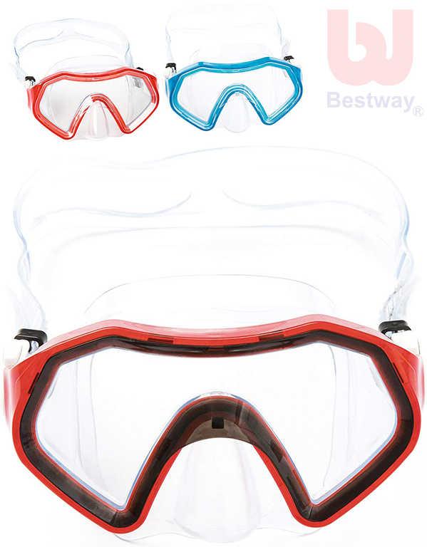 BESTWAY Brýle dětské potápěčské do vody na potápění 3 barvy