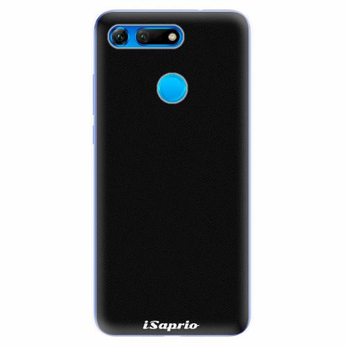 Silikonové pouzdro iSaprio - 4Pure - černý - Huawei Honor View 20