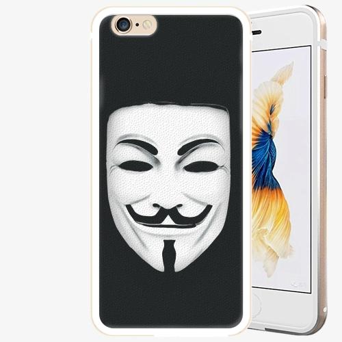 Plastový kryt iSaprio - Vendeta - iPhone 6 Plus/6S Plus - Gold