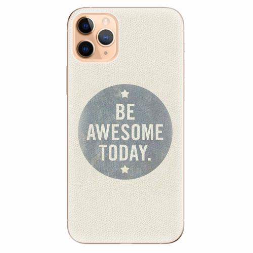 Silikonové pouzdro iSaprio - Awesome 02 - iPhone 11 Pro Max