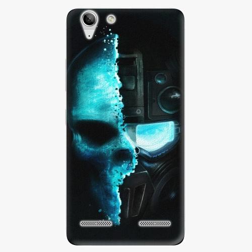Plastový kryt iSaprio - Roboskull - Lenovo Vibe K5