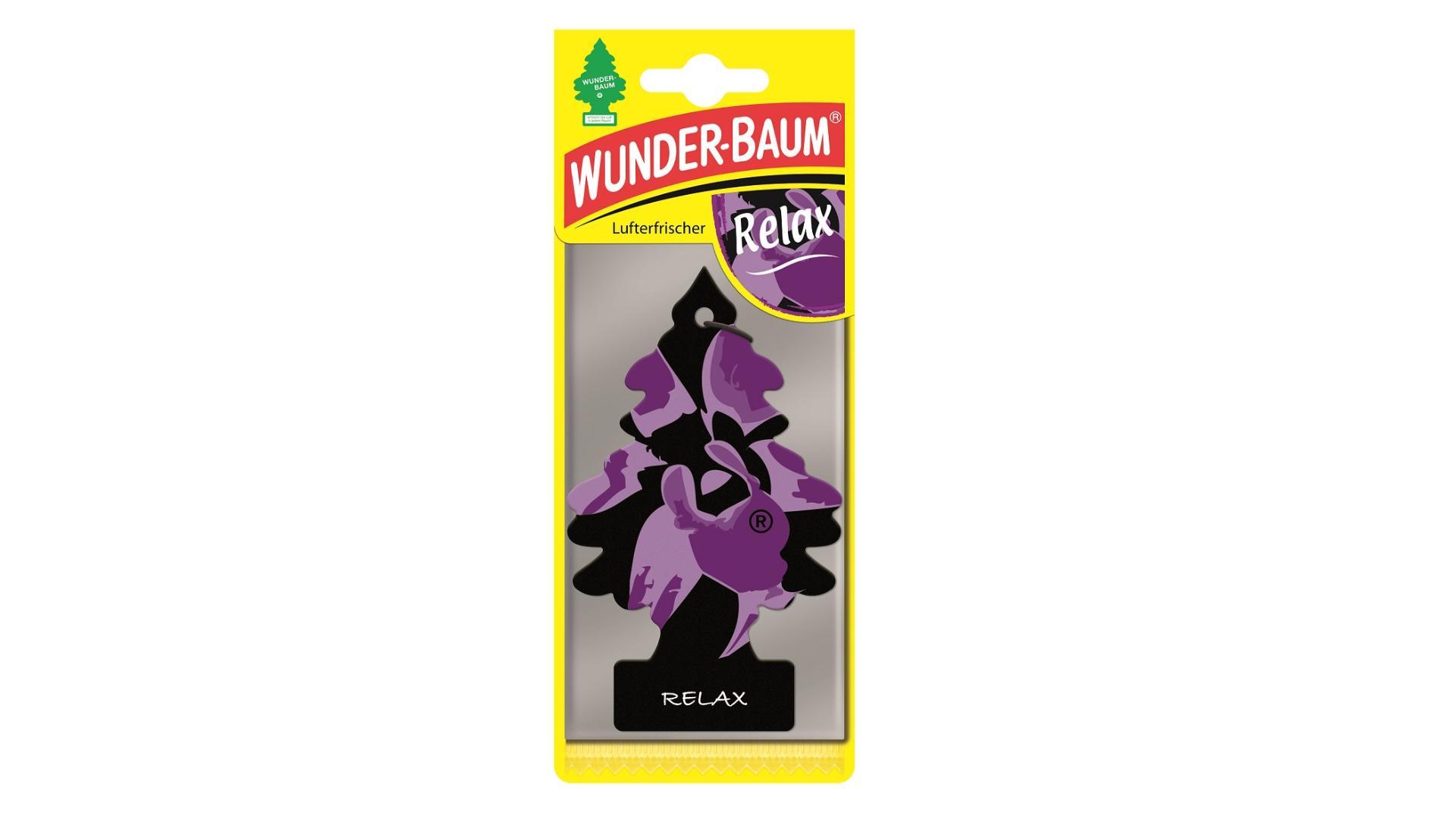 WUNDER BAUM Osvěžovač vzduchu Relax