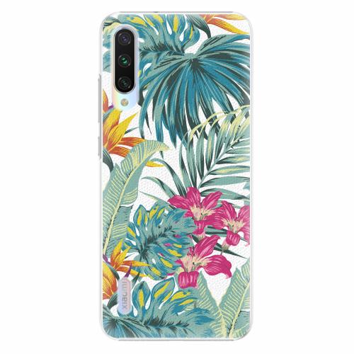 Plastový kryt iSaprio - Tropical White 03 - Xiaomi Mi A3