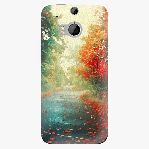 Plastový kryt iSaprio - Autumn 03 - HTC One M8