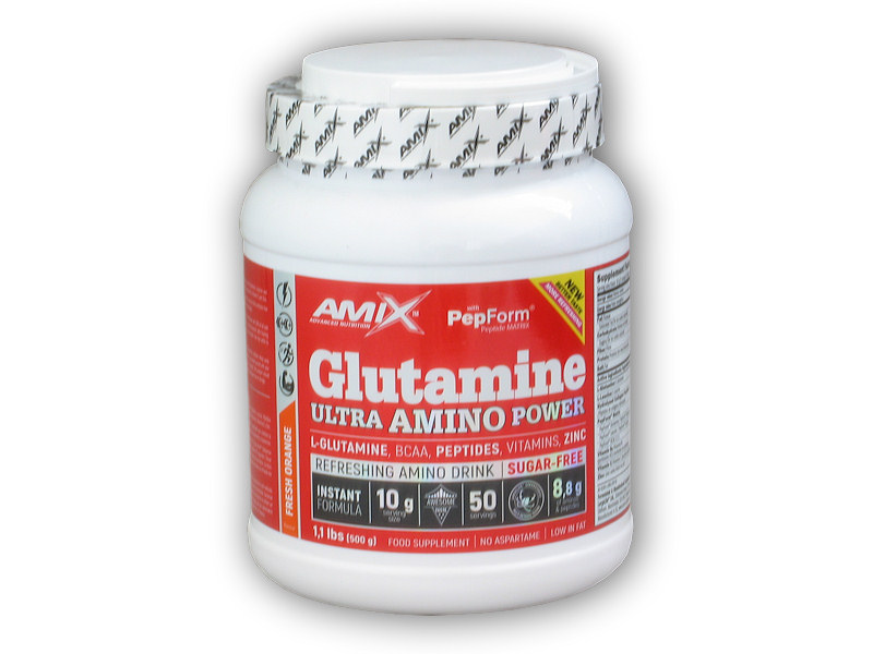 Glutamine Ultra Amino Power