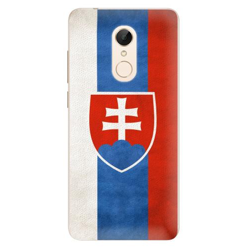 Plastový kryt iSaprio - Slovakia Flag - Xiaomi Redmi 5