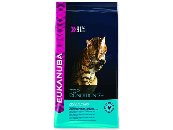 EUKANUBA Cat Adult Top Condition 7+ 400g