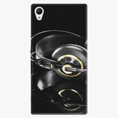 Plastový kryt iSaprio - Headphones 02 - Sony Xperia Z1