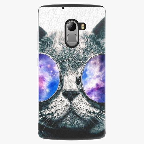 Plastový kryt iSaprio - Galaxy Cat - Lenovo A7010