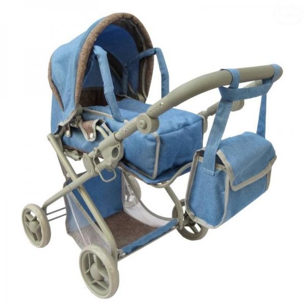hluboky-kocarek-pro-panenky-euro-baby-2v1-modry