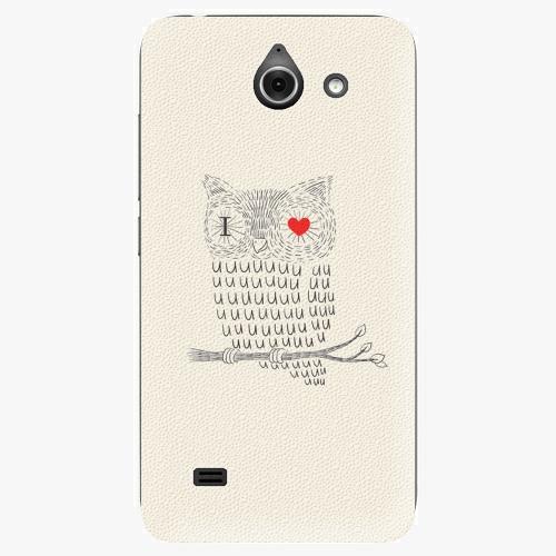 Plastový kryt iSaprio - I Love You 01 - Huawei Ascend Y550