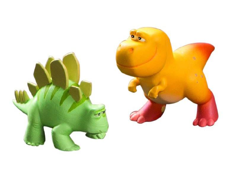 Hodný Dinosaurus - Nash & Mary Alice - plastové minifigurky 2ks