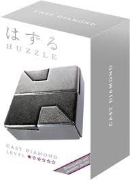 Huzzle Cast - Diamond
