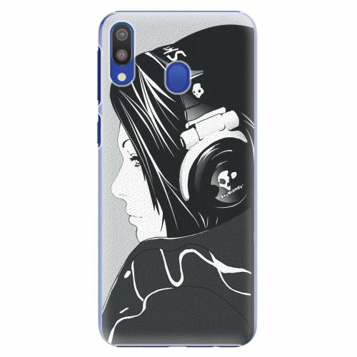 Plastový kryt iSaprio - Headphones - Samsung Galaxy M20
