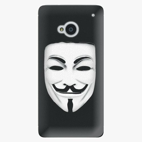Plastový kryt iSaprio - Vendeta - HTC One M7