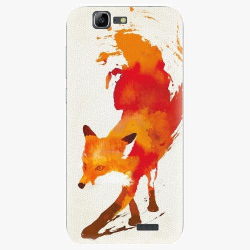 Plastový kryt iSaprio - Fast Fox - Huawei Ascend G7