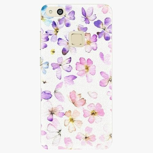 Plastový kryt iSaprio - Wildflowers - Huawei P10 Lite