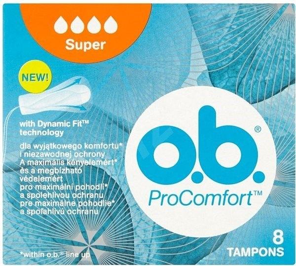 ProComfort Super Tampons 8 ks
